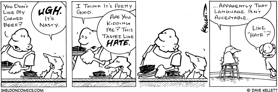strip for January / 23 / 2004