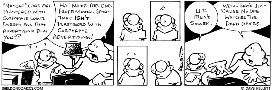 strip for February / 12 / 2004