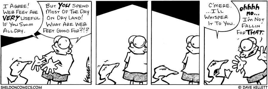 strip for February / 14 / 2004