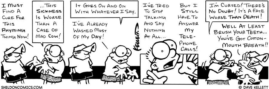 strip for March / 1 / 2004