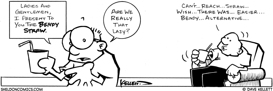 strip for March / 6 / 2004