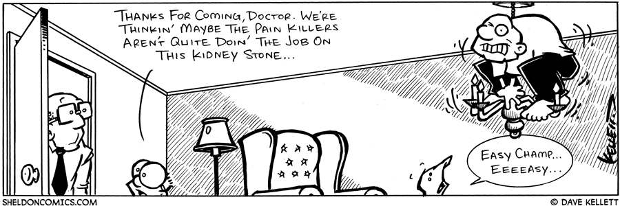strip for March / 10 / 2004