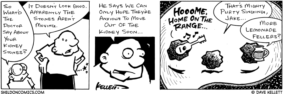 strip for March / 11 / 2004