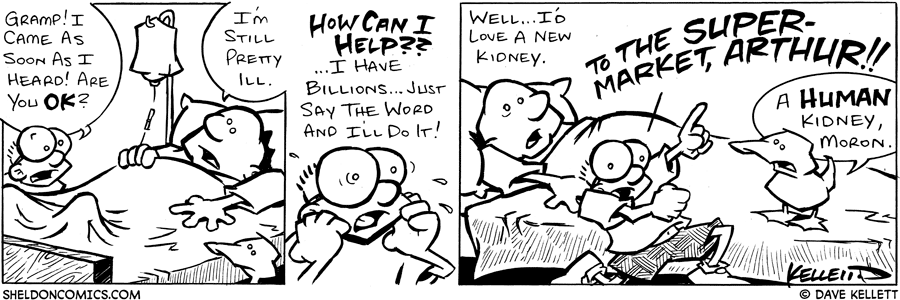 strip for March / 13 / 2004