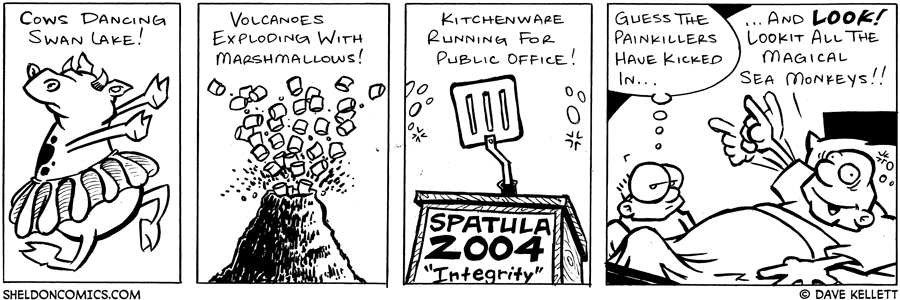 strip for March / 16 / 2004