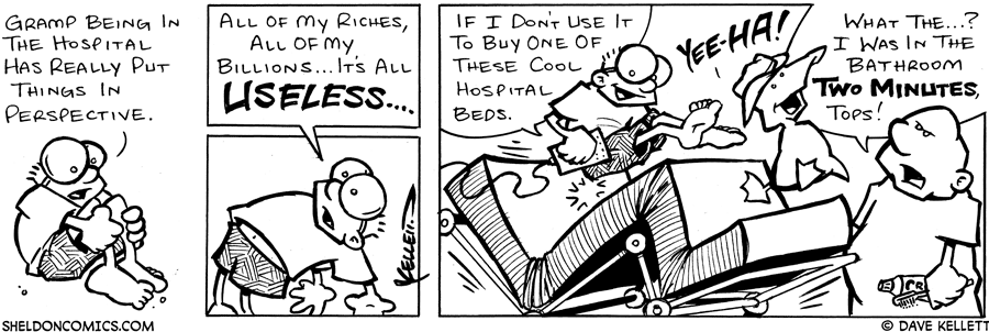 strip for March / 22 / 2004