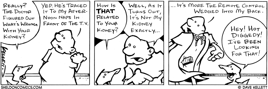 strip for March / 23 / 2004