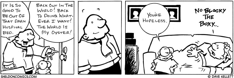 strip for March / 24 / 2004