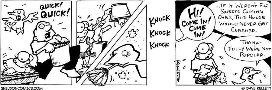 strip for March / 25 / 2004