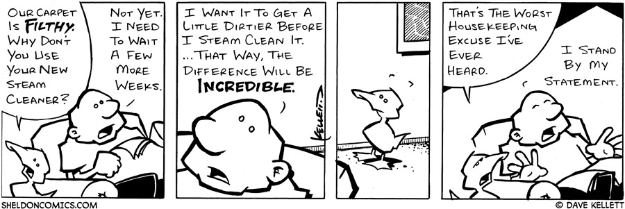 strip for March / 27 / 2004