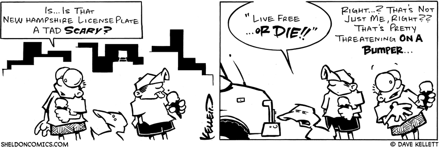strip for March / 30 / 2004