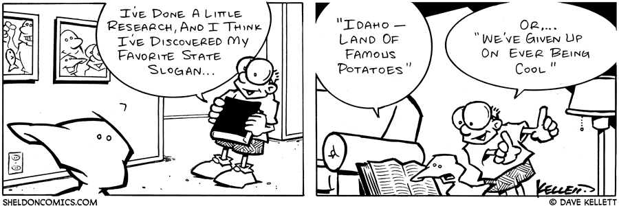 strip for March / 31 / 2004