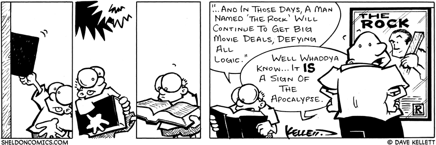 strip for April / 3 / 2004