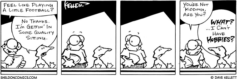 strip for April / 5 / 2004