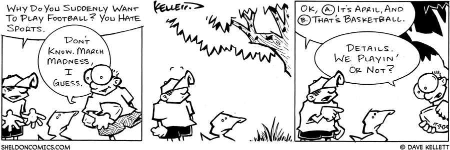 strip for April / 6 / 2004
