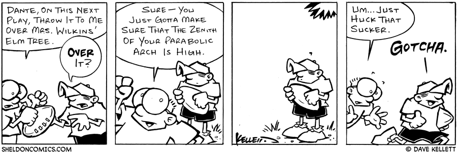 strip for April / 8 / 2004