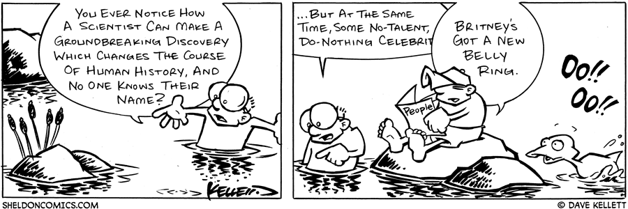 strip for April / 16 / 2004