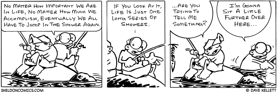 strip for April / 17 / 2004
