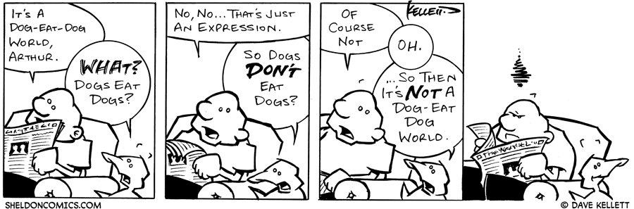 strip for April / 24 / 2004