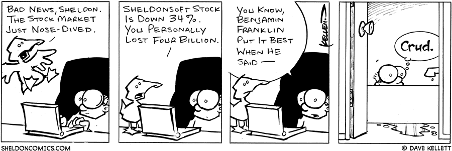 strip for April / 28 / 2004