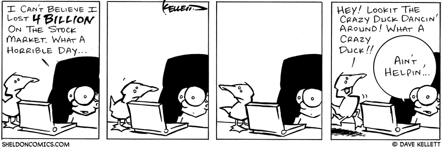 strip for April / 29 / 2004
