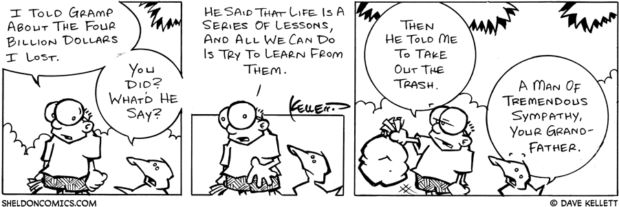 strip for May / 1 / 2004