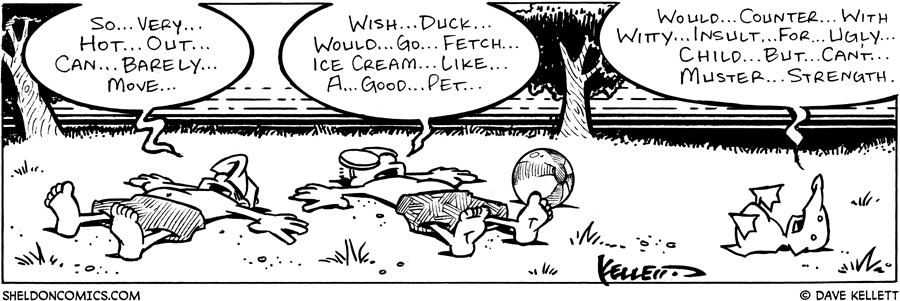 strip for May / 10 / 2004