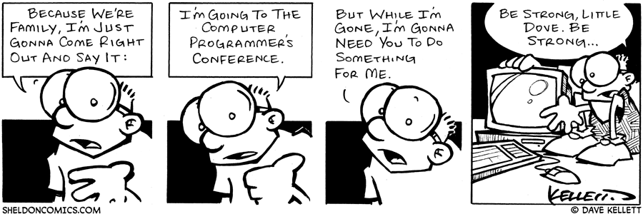 strip for May / 19 / 2004
