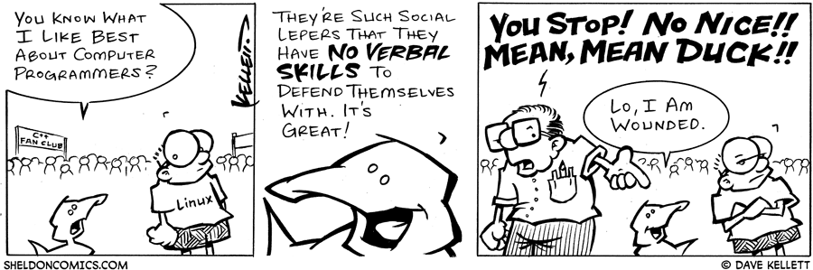 strip for May / 21 / 2004