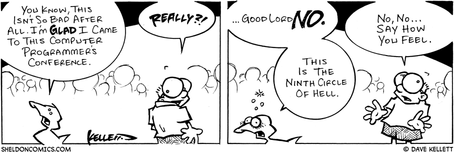 strip for May / 24 / 2004