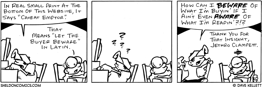 strip for June / 4 / 2004