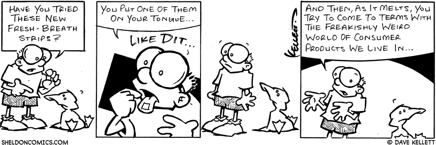 strip for June / 7 / 2004