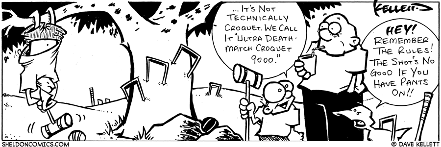 strip for June / 9 / 2004