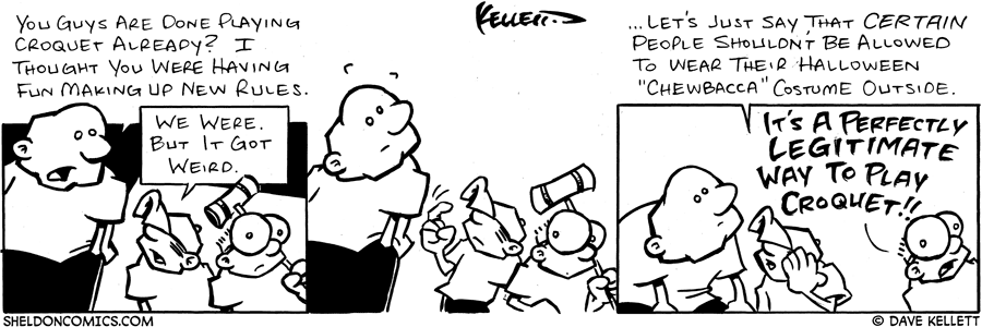 strip for June / 12 / 2004