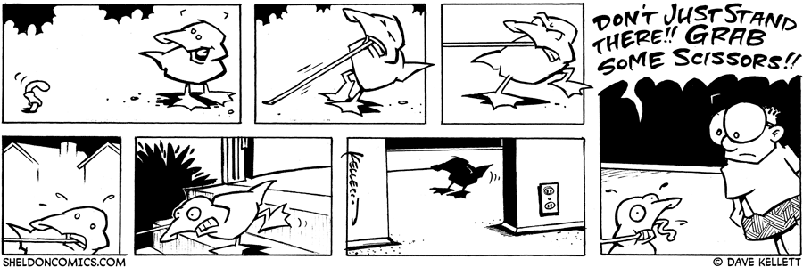 strip for June / 21 / 2004