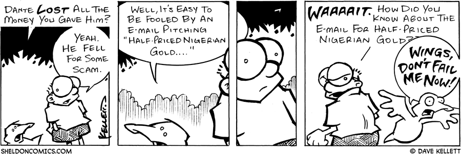 strip for July / 8 / 2004