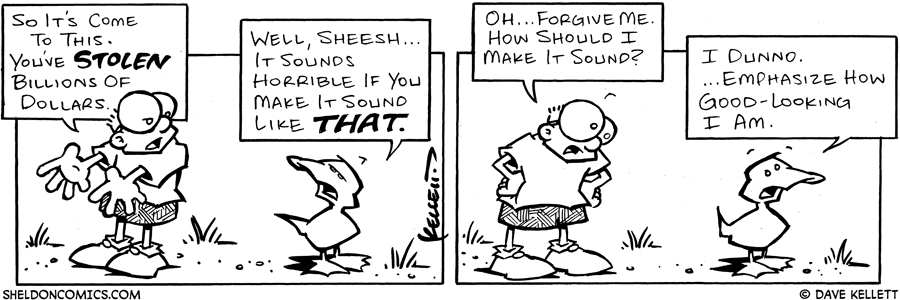 strip for July / 10 / 2004