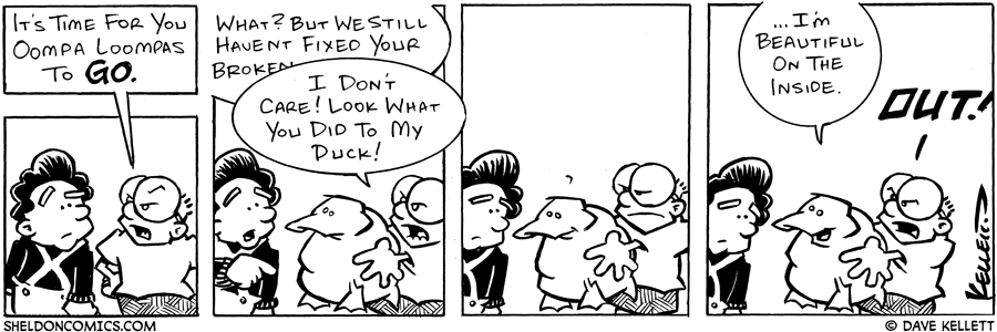 strip for July / 31 / 2004