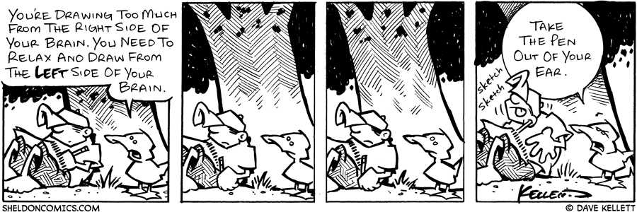 strip for August / 6 / 2004