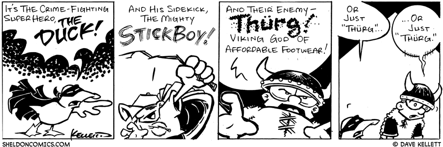strip for August / 30 / 2004