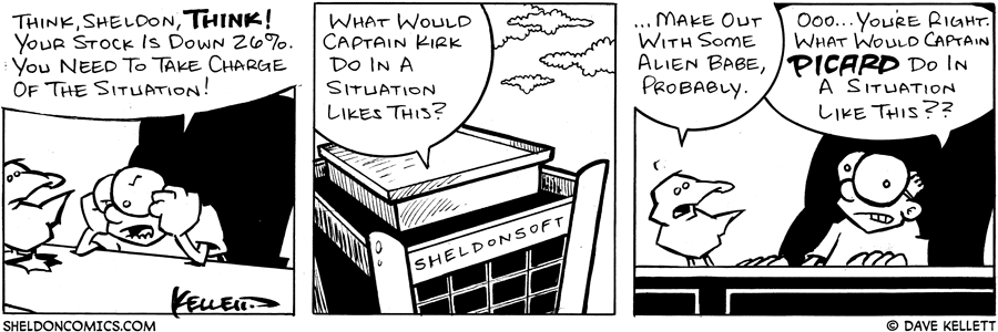 strip for September / 22 / 2004