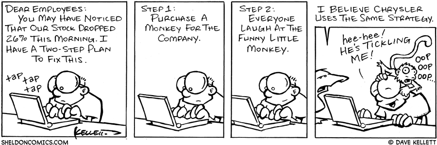strip for September / 23 / 2004