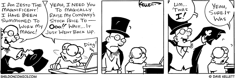 strip for September / 27 / 2004