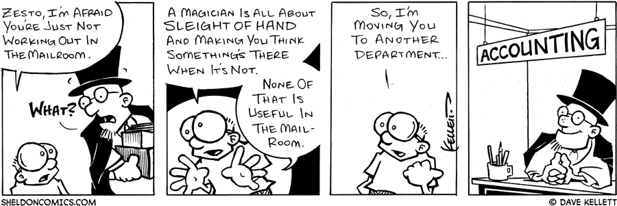 strip for October / 1 / 2004