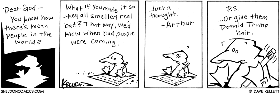 strip for October / 22 / 2004