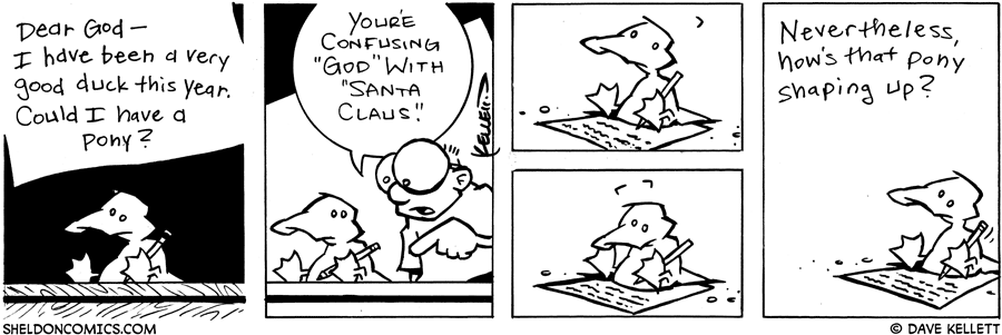 strip for October / 25 / 2004