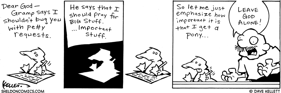 strip for October / 26 / 2004