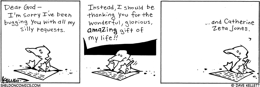 strip for October / 27 / 2004