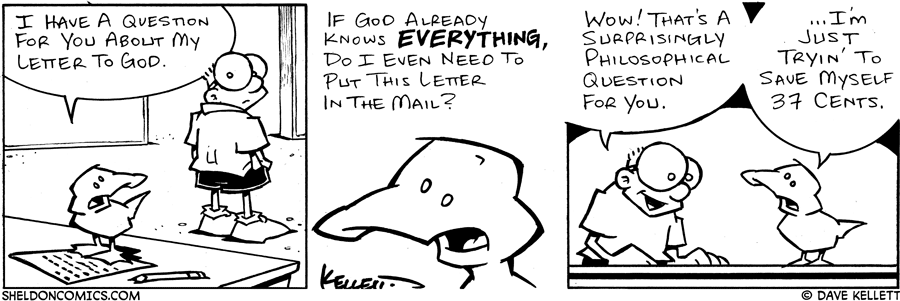 strip for October / 28 / 2004