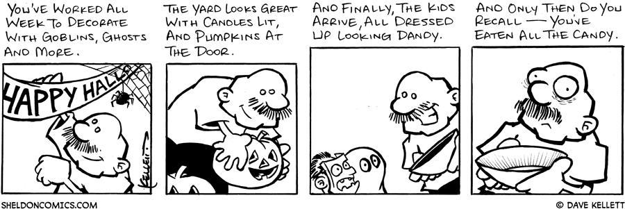 strip for October / 30 / 2004